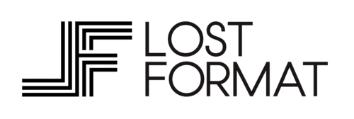 The Lost Format Logo