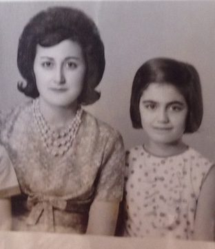 "Silva worked hard to overcome the ""traditional"" expectations of her strict Armenian parents."