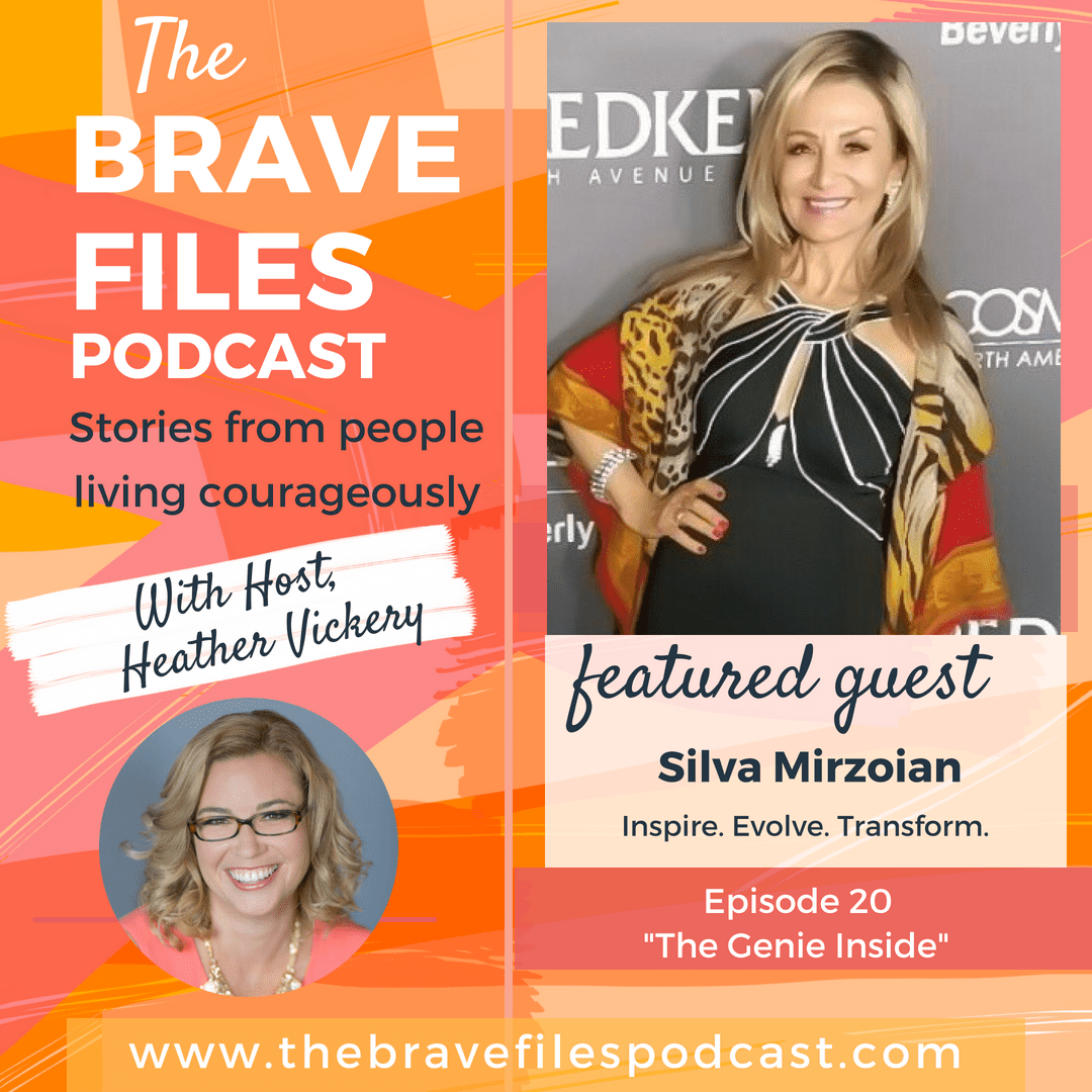 The Genie Inside, The Brave Files Podcast