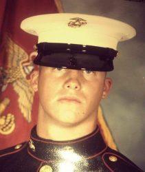 Donnie Boivin, Marine Corp, Brave
